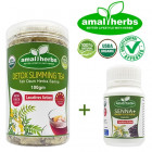 Set Jimat Teh & Kapsul Senna Slimming Tea